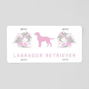 """""""Elegant"""" Labrador Retriever Aluminum Li"""