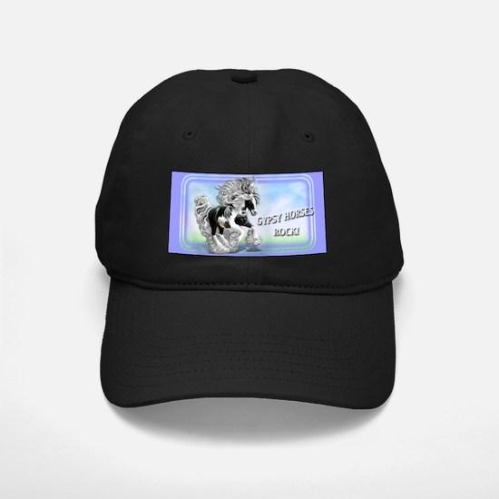 Gypsy Horses Rock Baseball Hat