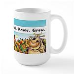 Farm Cows Large Mug