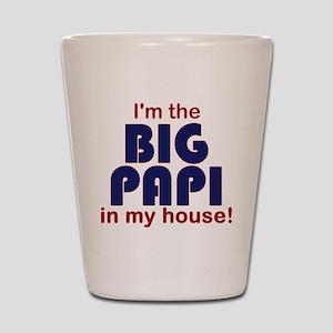 I'm The Big Papi Shot Glass