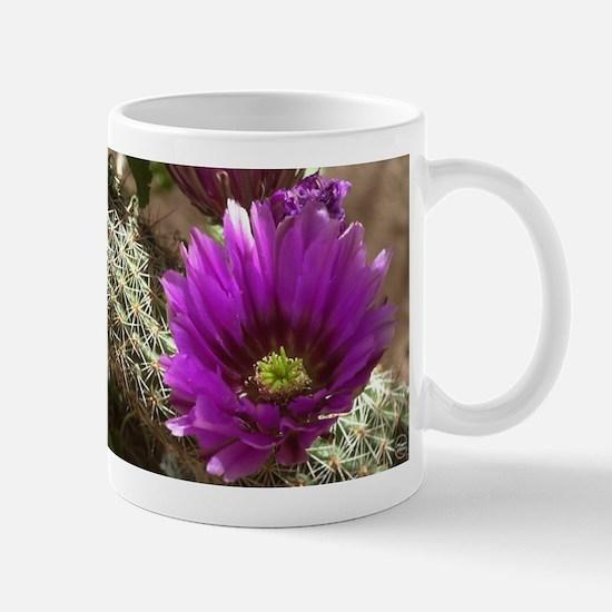 Purple Hedgehog Mug