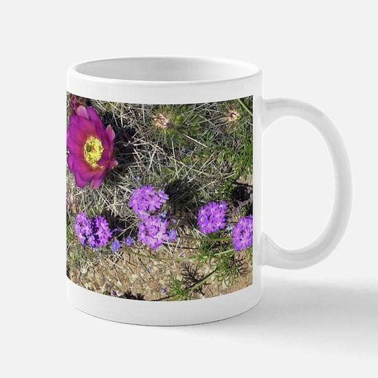 Desert Flowers Mug