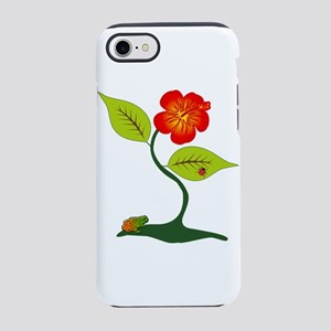 Plant and flower iPhone 7 Tough Case