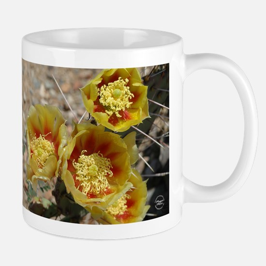 Yellow Prickly Pears Mug