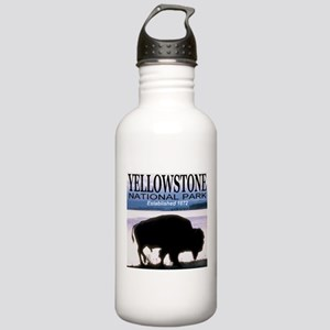Yellowstone National Park Est Stainless Water Bott