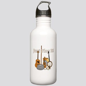 Just Play It! Stainless Water Bottle 1.0L