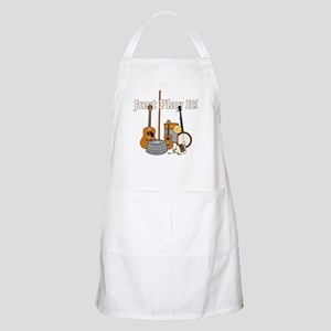 Just Play It! Apron