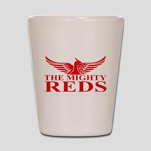 KopsRedArmy 1st Reg. Shot Glass