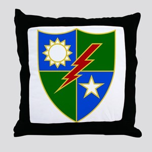 Rangers Throw Pillow
