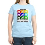 Westies Women's Light T-Shirt