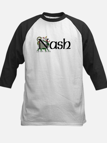 Nash Celtic Dragon Kids Baseball Jersey