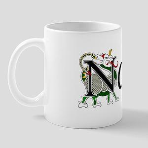 Nash Celtic Dragon Mug