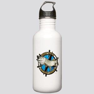 Musky Legend Stainless Water Bottle 1.0L