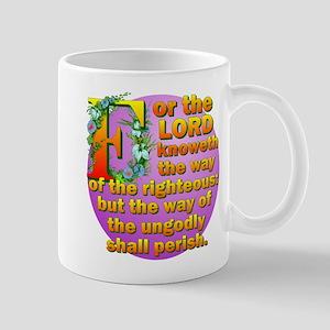 Psalm 1:6 Mug