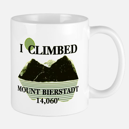 I Climbed Mount Bierstadt Mug
