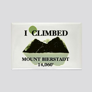 I Climbed Mount Bierstadt Rectangle Magnet