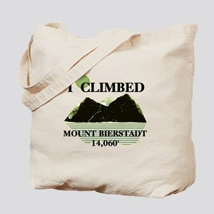 I Climbed Mount Bierstadt Tote Bag