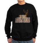 THE BUCK Sweatshirt (dark)