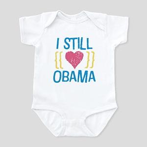 Still Love Obama Infant Bodysuit