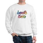 Pastel DEAF CAN Sweatshirt