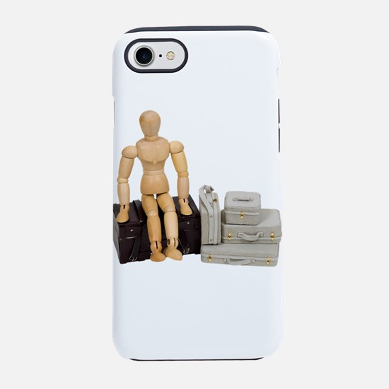 TravelingSuitcases112409.png iPhone 7 Tough Case
