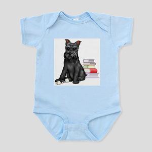 puppy graduate Infant Creeper