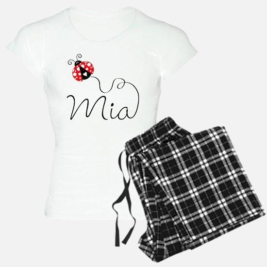 Ladybug Mia Pajamas