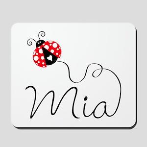 Ladybug Mia Mousepad