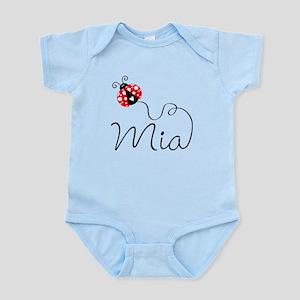 Ladybug Mia Infant Bodysuit
