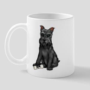 puppy graduate Mug