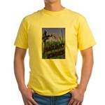 Saguaro Zombies Zombie 2 Yellow T-Shirt