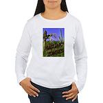 Saguaro Zombies Zombie 2 Women's Long Sleeve T-Shi
