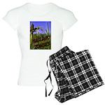 Saguaro Zombies Zombie 2 Women's Light Pajamas