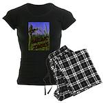 Saguaro Zombies Zombie 2 Women's Dark Pajamas
