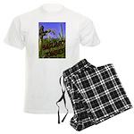 Saguaro Zombies Zombie 2 Men's Light Pajamas
