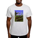 Saguaro Zombies Zombie 2 Light T-Shirt