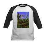 Saguaro Zombies Zombie 2 Kids Baseball Jersey