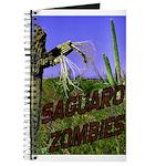 Saguaro Zombies Zombie 2 Journal