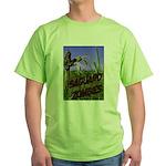Saguaro Zombies Zombie 2 Green T-Shirt