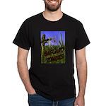 Saguaro Zombies Zombie 2 Dark T-Shirt