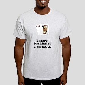 Poker Euchre Deal Shirt T-shi Light T-Shirt