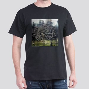 Spider web YNP Dark T-Shirt