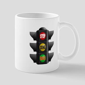 KICK THE HABIT Mug