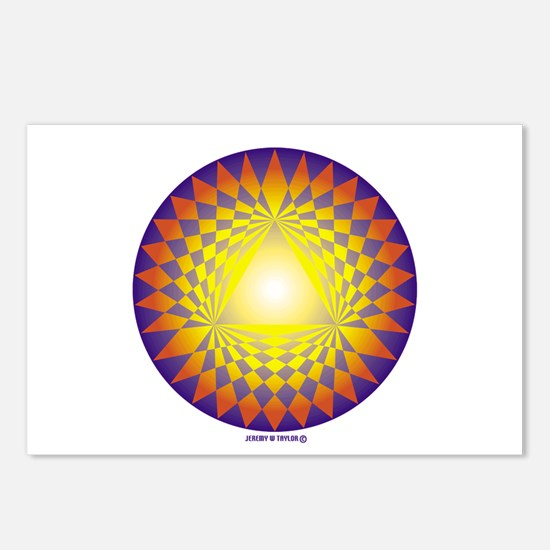 Crop Circle Postcards (Package of 8)