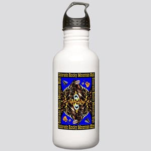 Colorado Rocky Mountain High Stainless Water Bottl
