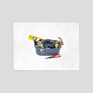 ToolBox071809 5'x7'Area Rug