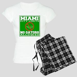 Miami City Limits Women's Light Pajamas