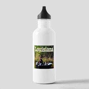 Louisiana Fisherman Stainless Water Bottle 1.0L