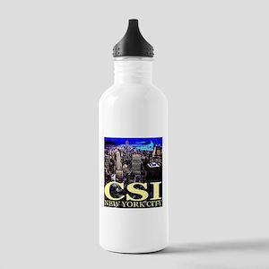 CSI New York City Stainless Water Bottle 1.0L