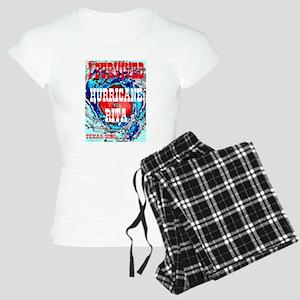 Hurricane Rita Women's Light Pajamas